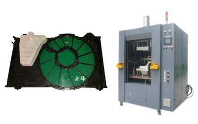 汽车散热器热板焊接机