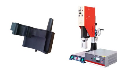 abs智能ic卡水表壳配件超声波焊接机