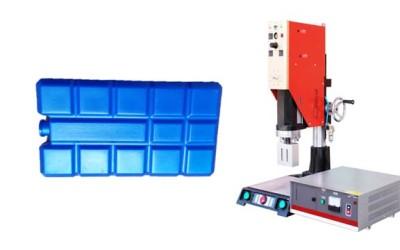 冰晶盒水排上盖超声波焊接机