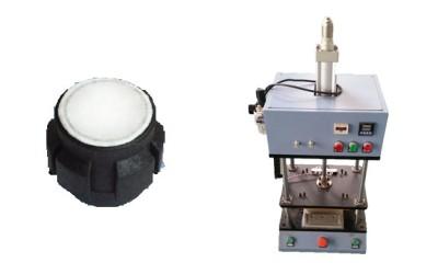 tpu大灯防水透气塞与透气膜热熔焊接机
