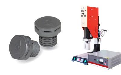 防水透气阀盖组件超声波转盘自动化焊接机
