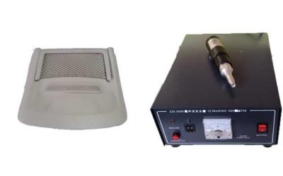 汽车椅背板空心柱手持式超声波焊接机焊接视频