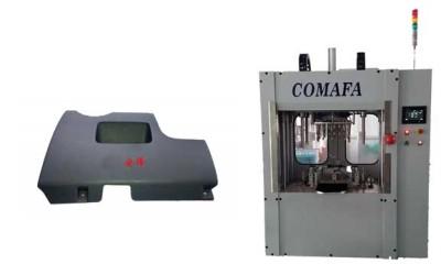 汽车杂物箱塑料柱热熔铆点焊接机