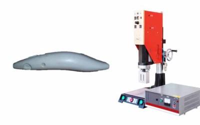 abs钓鱼浮标超声波焊接机焊接视频