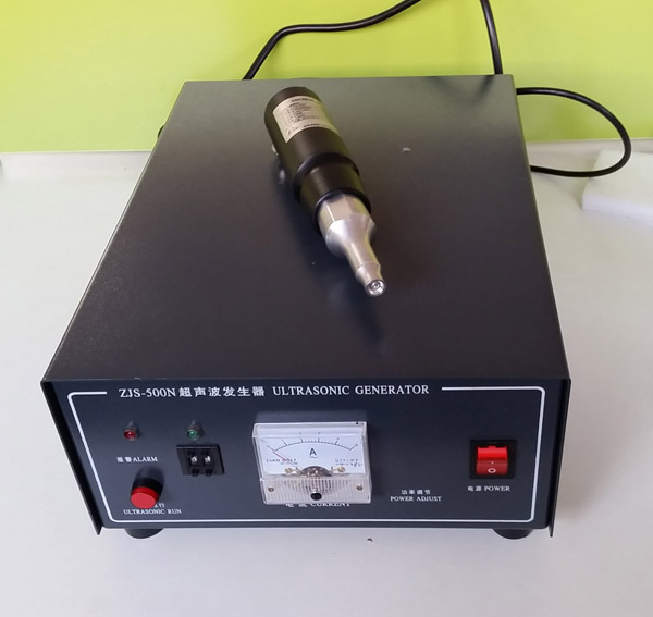 汽车滤芯注塑件手持式超声波铆点焊接机