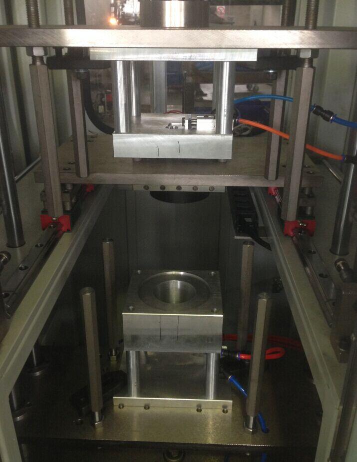 汽车油壶进油口热板焊接机