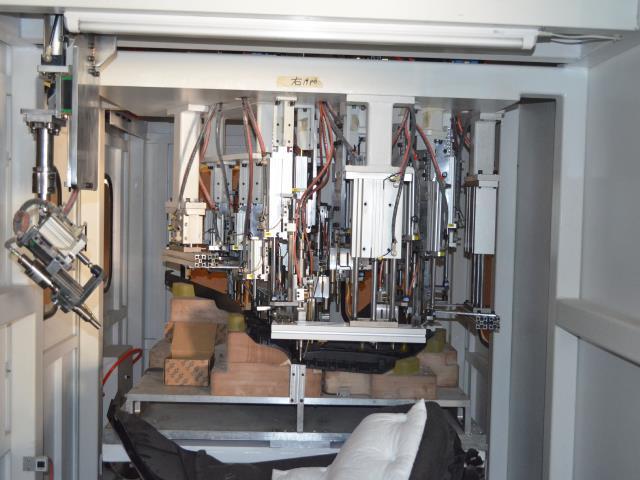 超声波汽车行李舱多头吸音棉超声波焊接机