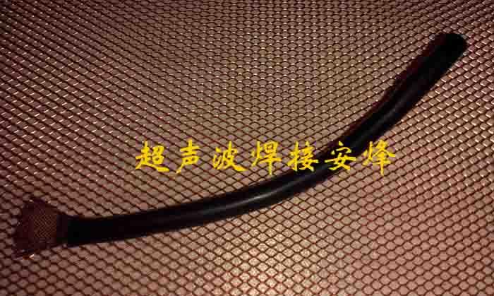 单股铜线与镍网超声波金属焊接机