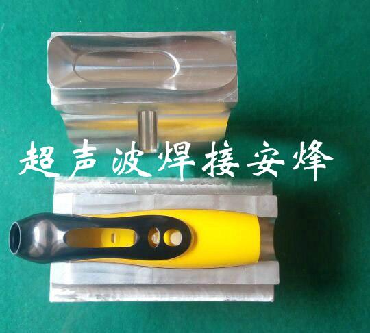电动牙刷按钮盖组件超声波焊接设备