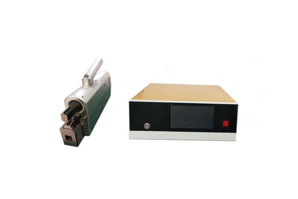 8MM铝管超声波封尾封切机