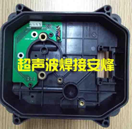 PCB线路板热熔柱热压焊接生产设备