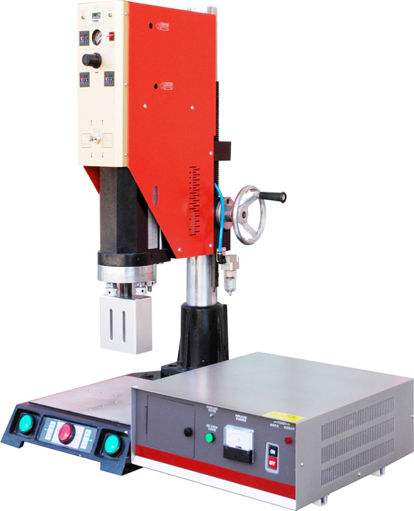 ppo圆形塑胶件超声波热合焊接机